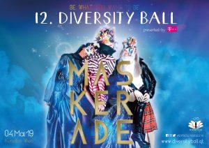 Sujet Diversity Ball 2019